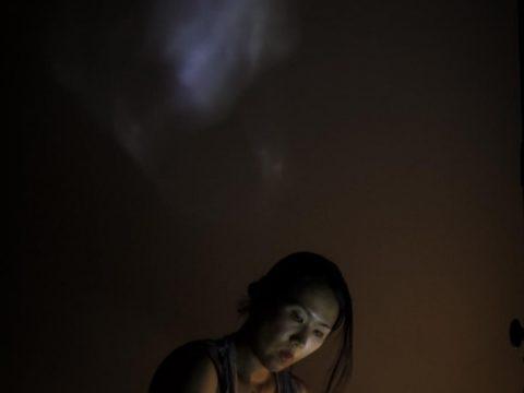 Tomoko Sauvage - Sanatorium dźwięku 2015 / fot. T.Ogrodowczyk