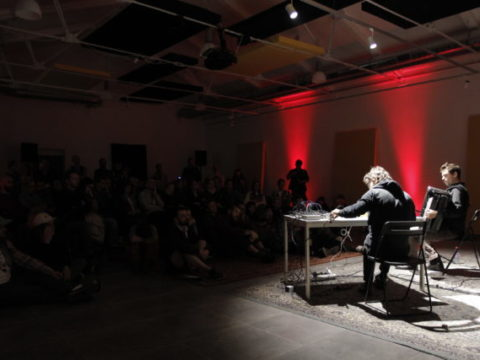 JONAS KOCHER GAUDENZ BADRUTT Sanatorium Dźwięku 201