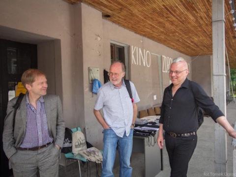 Keith Rowe - Sanatorium dźwięku 2015 / fot. M.Polak