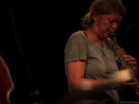Lotte Anker, Raymond Strid, Per Zanussi - Sanatorium dźwięku 2015 / fot. T.Ogrodowczyk